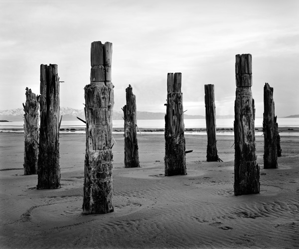Black and White Landscapes and Seascapes